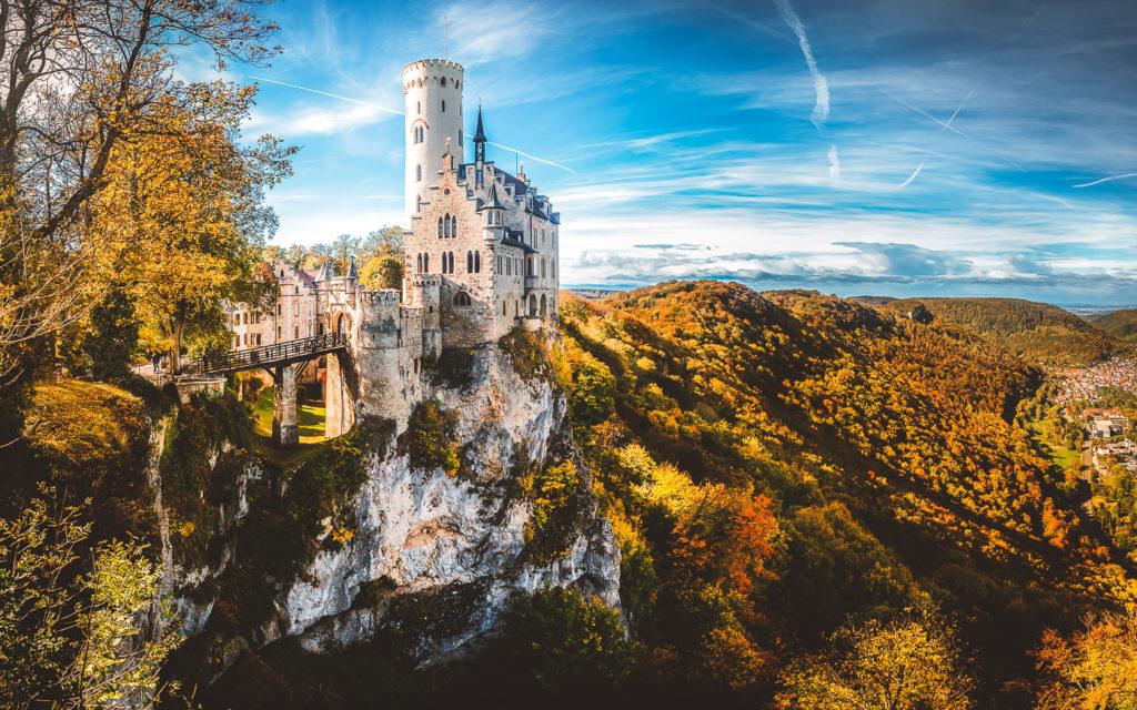 Schloss Lichtenstein Baden-Württemberg