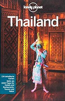 Lonely Planet Reiseführer für Thailand deutsch