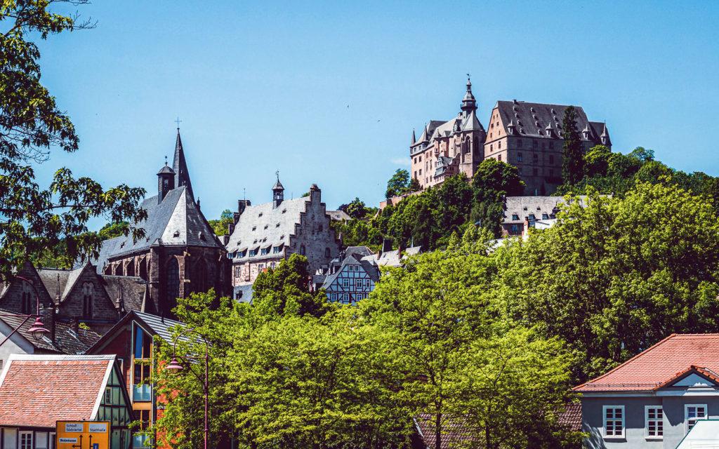 Marburg Landgrafenschloss