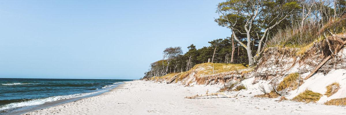 Wo ist der schönste Ostsee Strand? Das sind die schönsten & beliebtesten Ostseestrände!