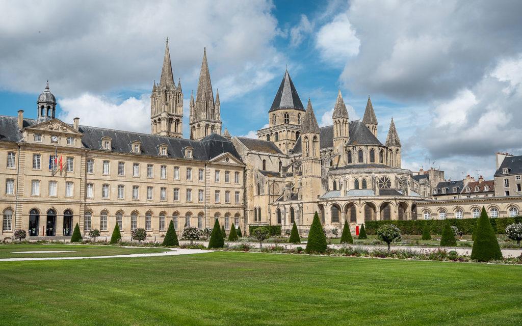 Abbaye aux Hommes: Die Abtei für Männer in Caen