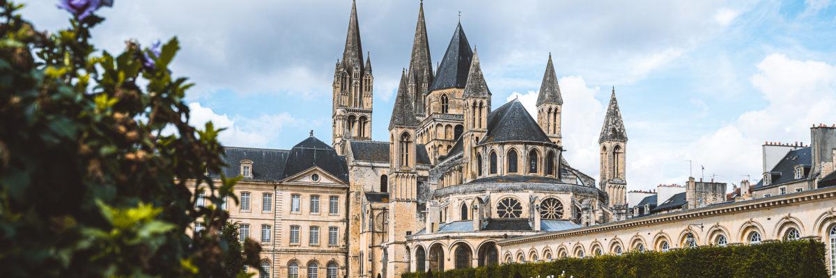 Caen: Sehenswürdigkeiten und meine Highlights in der Stadt Wilhelm des Eroberers