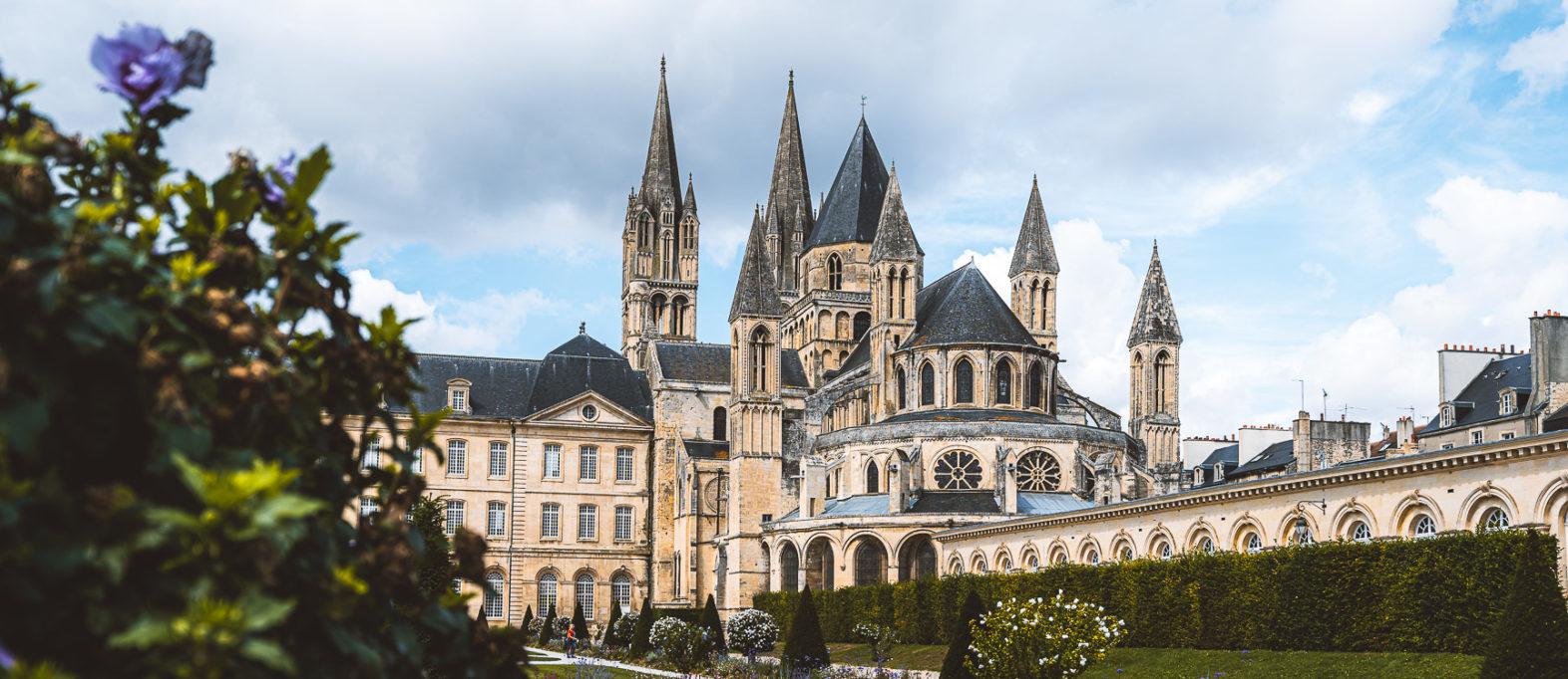 Caen Sehenswürdigkeiten Normandie Tipps