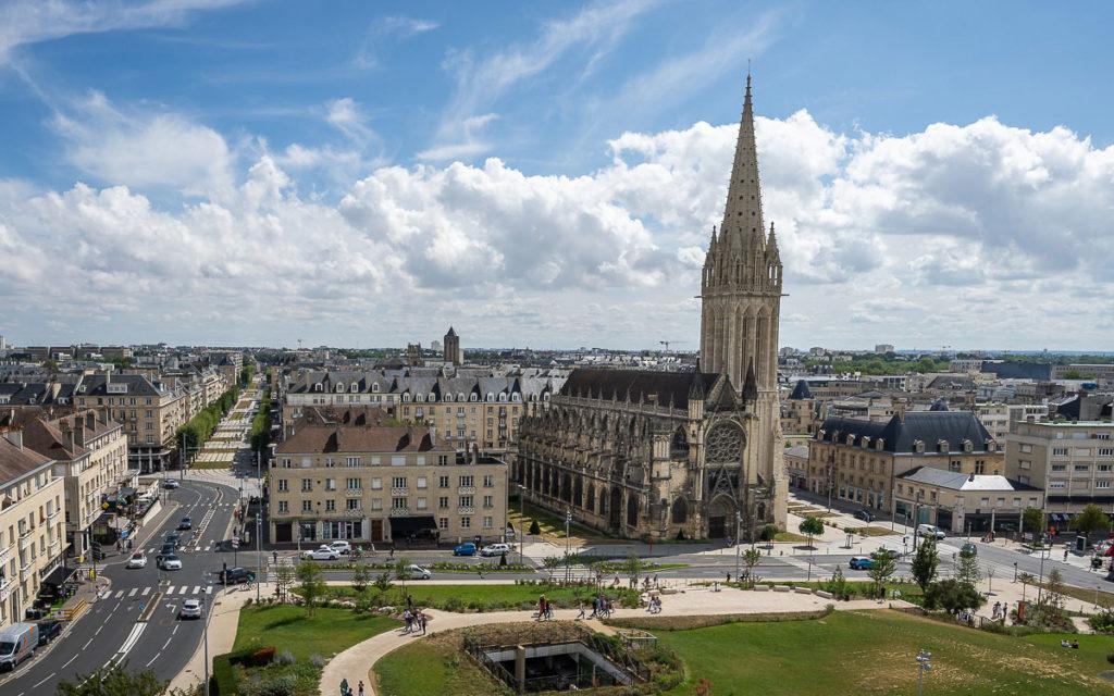 Kirche Saint Pierre Caen