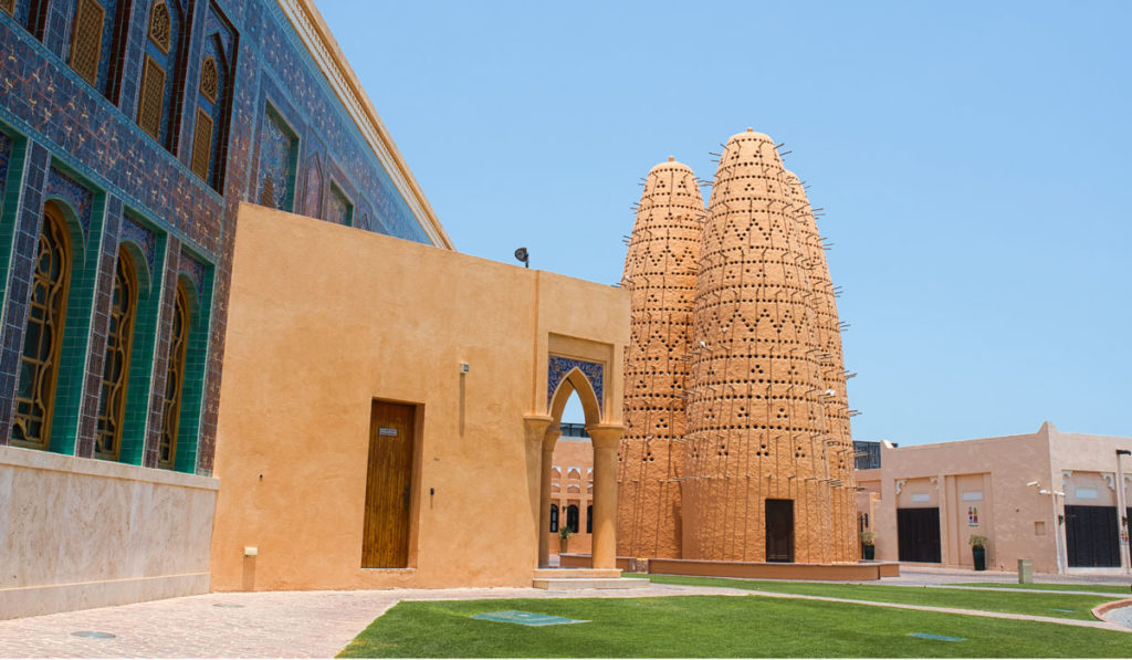 Katara Cultural Village in Doha Katar