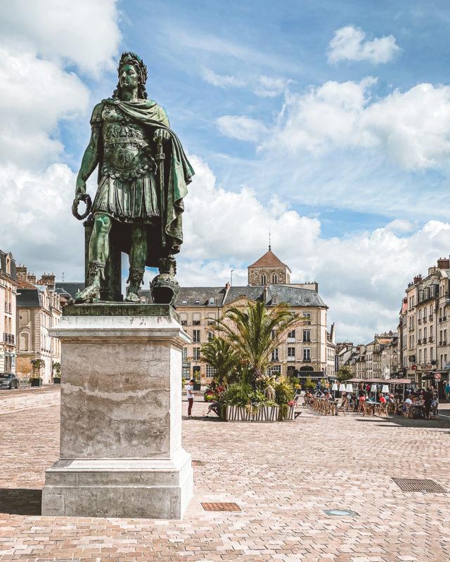 Caen: Sehenswürdigkeiten und meine Highlights in der Stadt Wilhelm des Eroberers 22