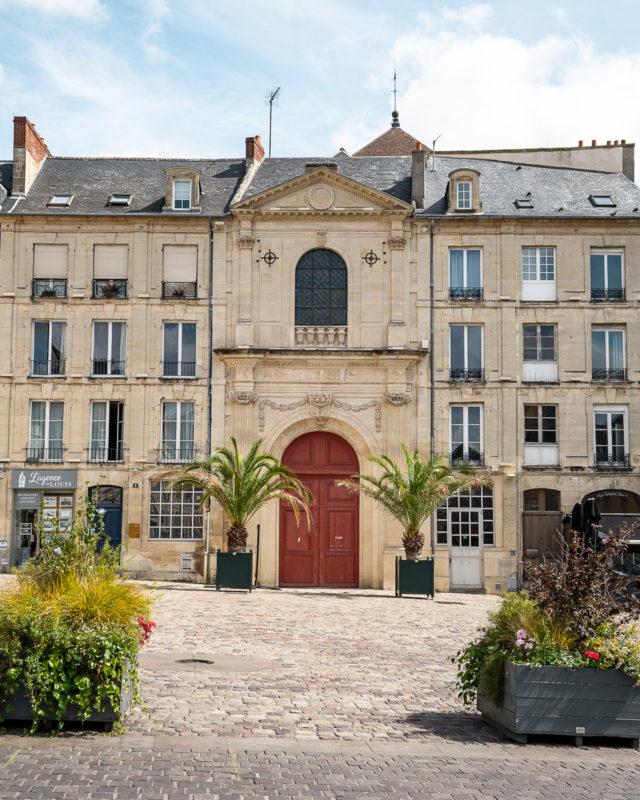 Caen: Sehenswürdigkeiten und meine Highlights in der Stadt Wilhelm des Eroberers 23