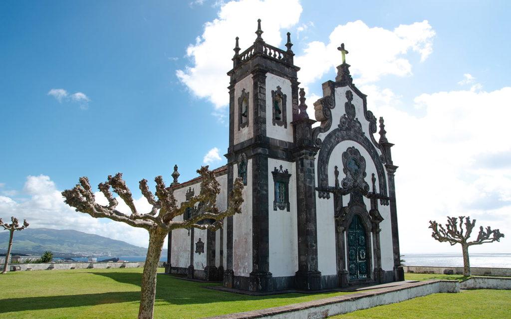 Ermida de Mãe de Deus in der Hauptstadt Ponta Delgada von São Miguel