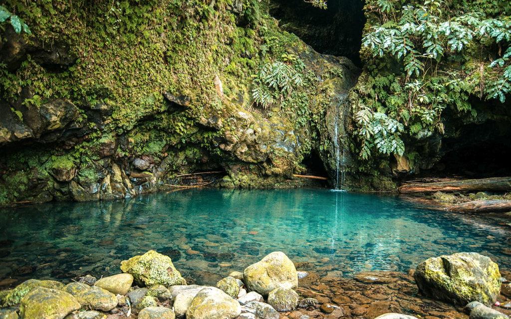 Poco Azul Azoreninsel São Miguel