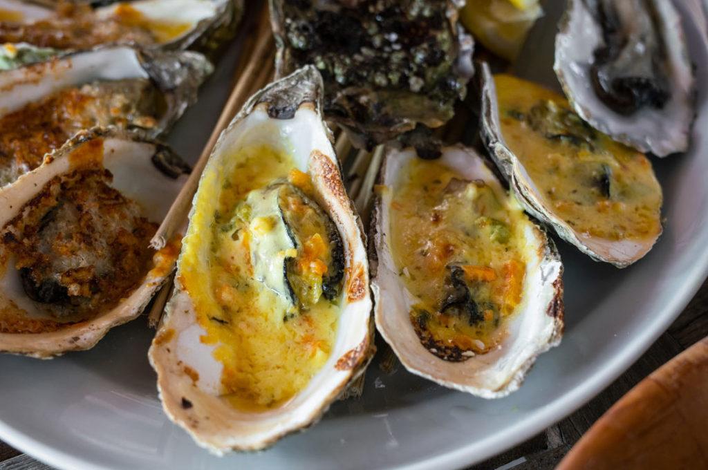Essen auf Sylt Austern