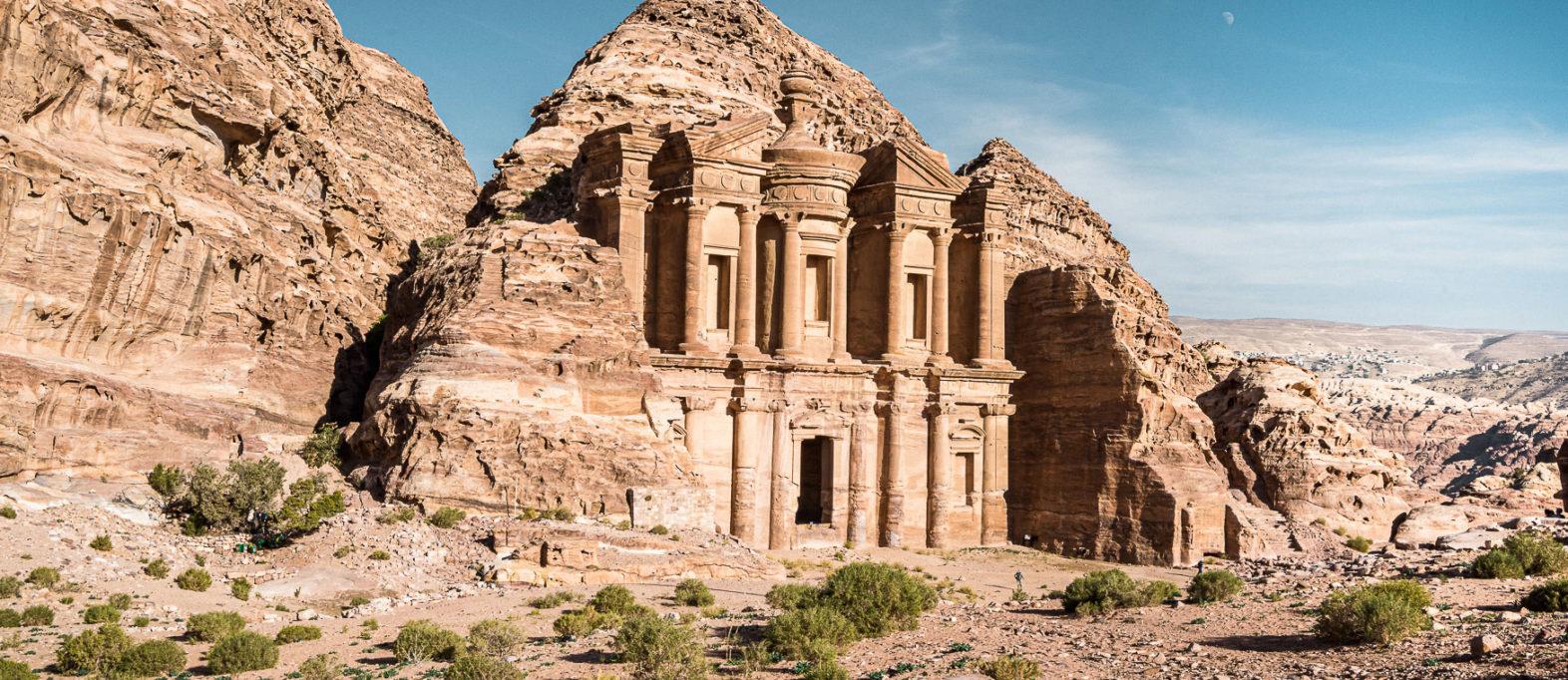 Felsenstadt Petra in Jordanien: Tipps für deinen Besuch