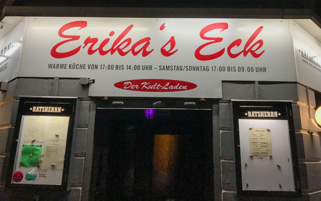 Erika's Eck in Hamburg - absolut Kult!