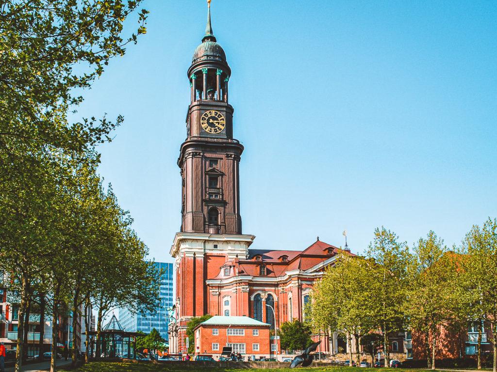Hamburger Michel Kirche