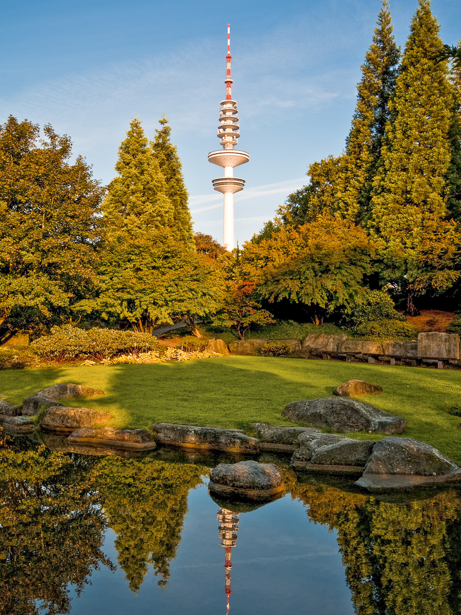 Japanischer Garten Planten un Blomen Hamburg