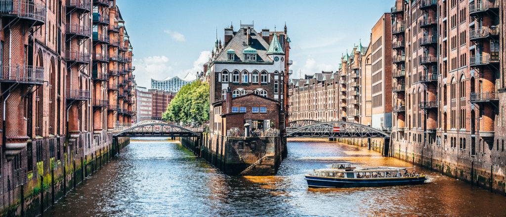 Hamburg Sehenswürdigkeiten Wasserschloss