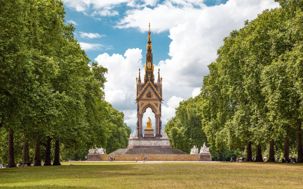 Hyde Park London, die grüne Lunge der britischen Hauptstadt