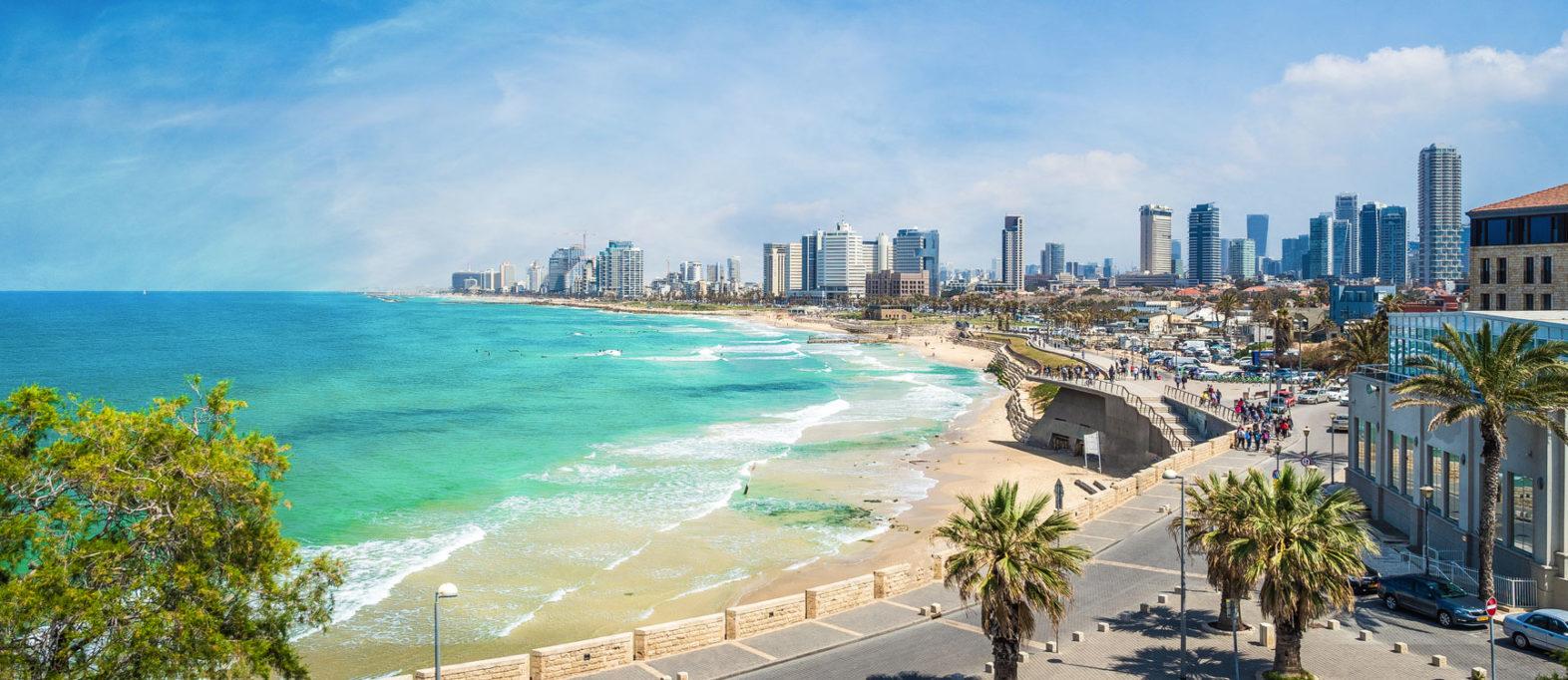 Tel Aviv in Israel – die besten Tipps für die aufregende Metropole