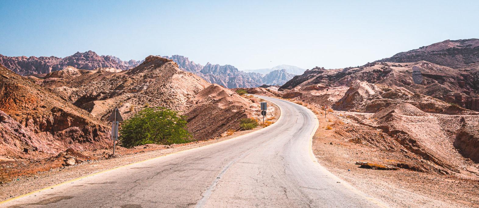 1 Woche Roadtrip in Jordanien –  Sehenswürdigkeiten & Highlights