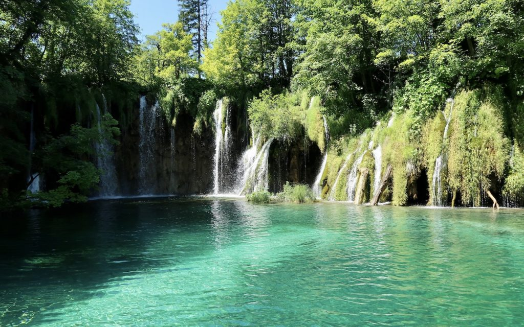 Plitvicer Seen Kroatien Rundreise