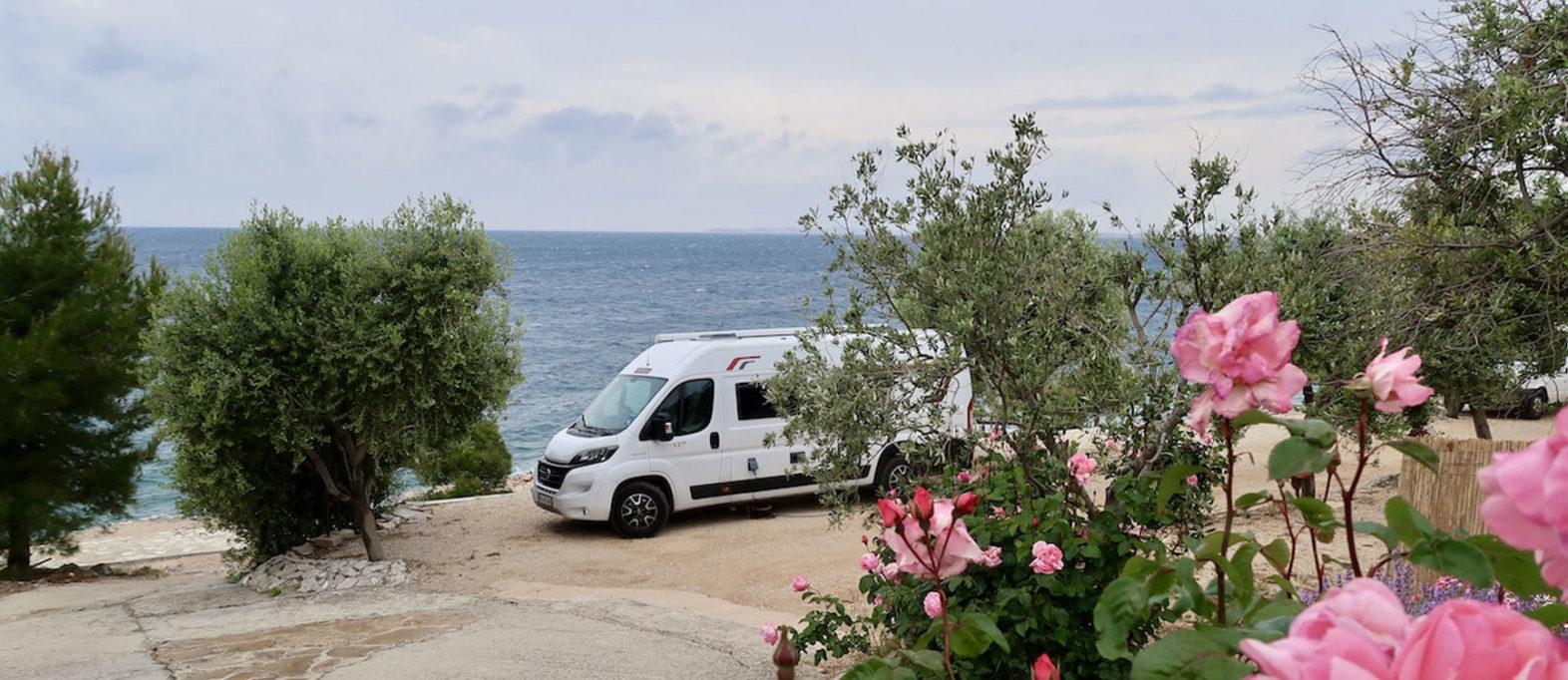 Kroatien Rundreise Wohnmobil