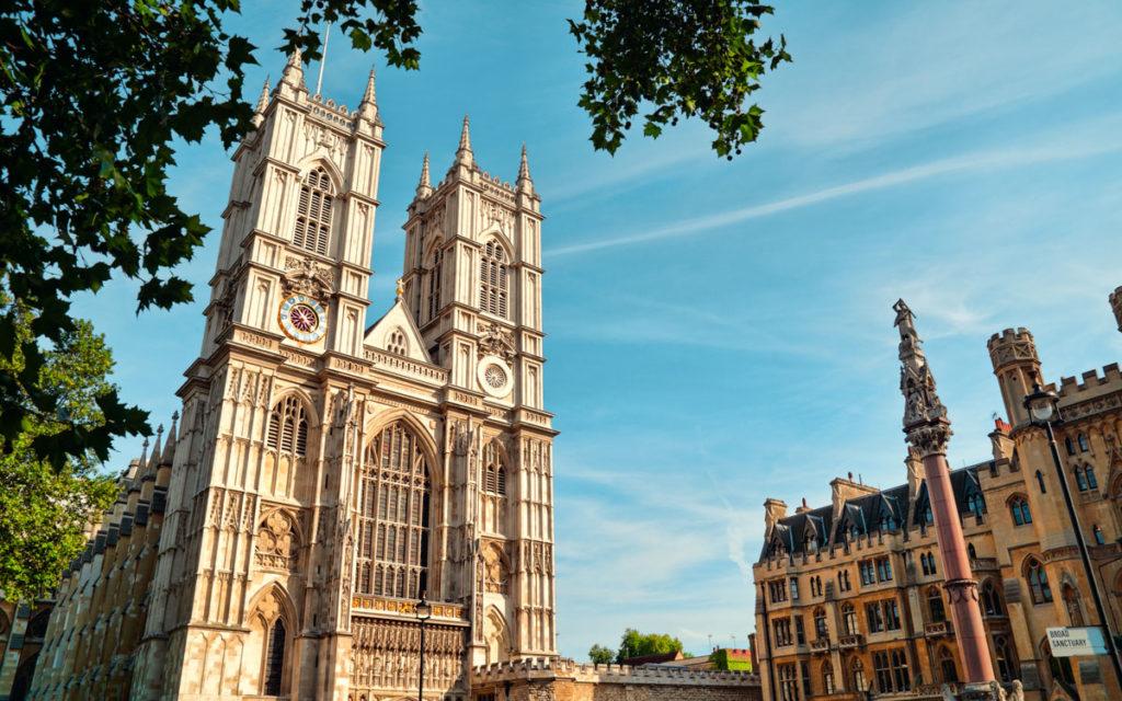 Top-Sehenswürdigkeit in London: Westminster Abbey (vor allem für Royals und Fans davon)