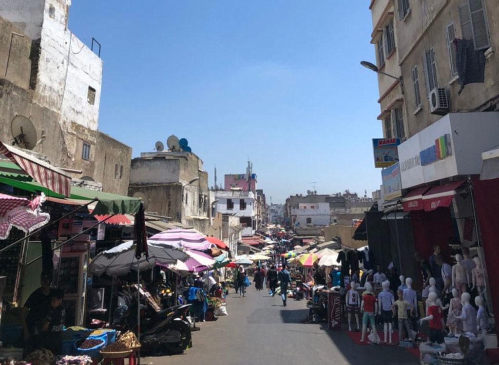 Backpacking Marokko: Rundreise durch Marokko & meine Highlights 19