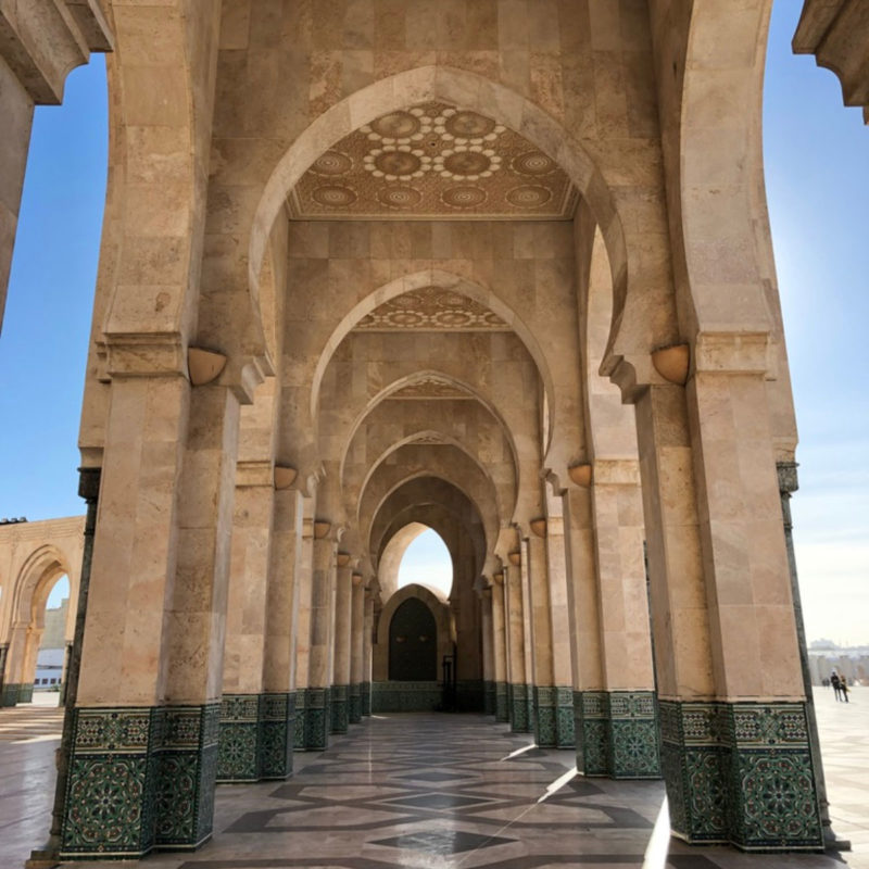 Backpacking Marokko: Rundreise durch Marokko & meine Highlights 22