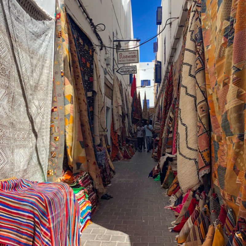 Backpacking Marokko: Rundreise durch Marokko & meine Highlights 1