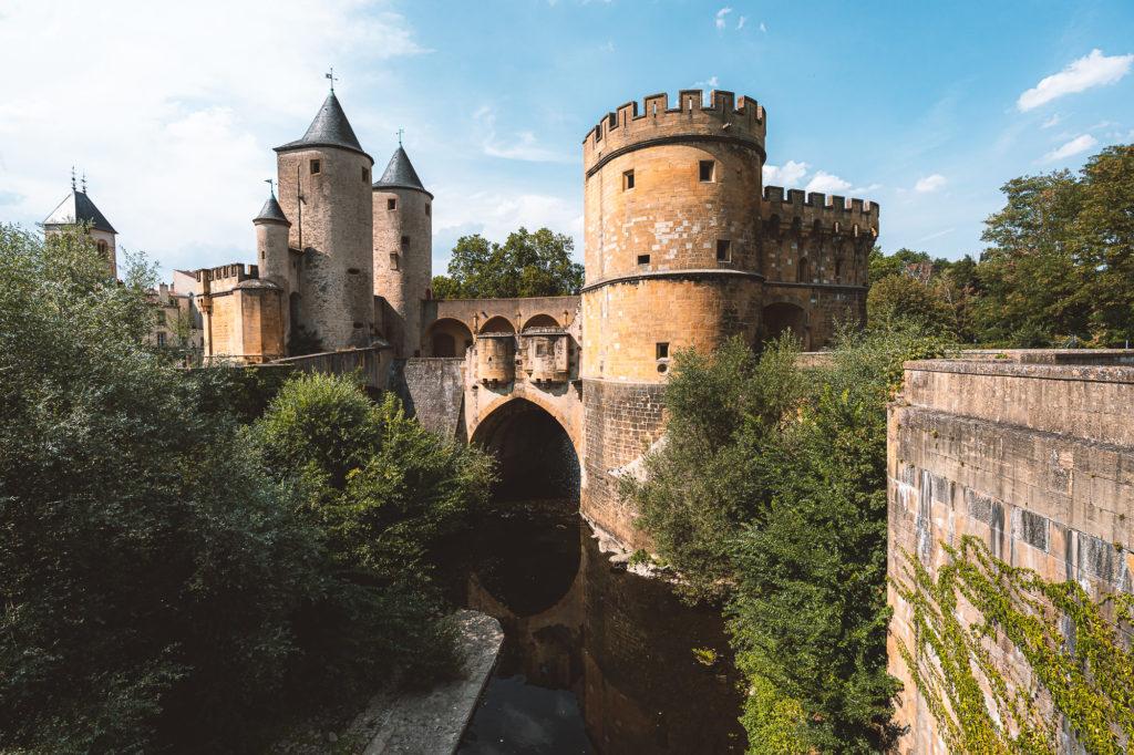 Deutsches Tor in Metz (Lothringen)