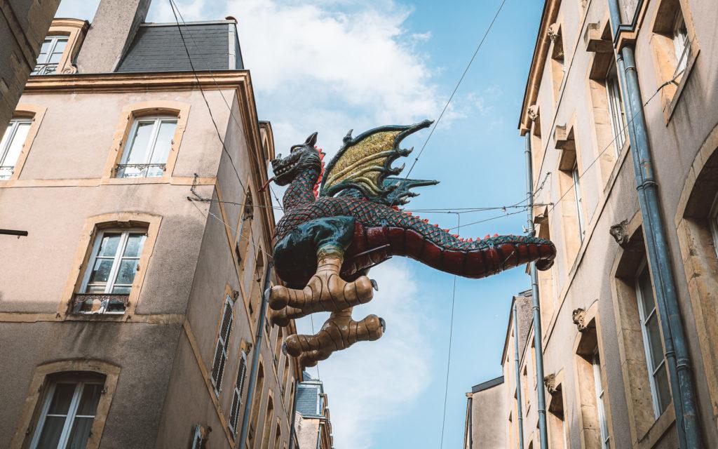 Metz an 1 Tag: Die schönsten Sehenswürdigkeiten mit Tipps 24