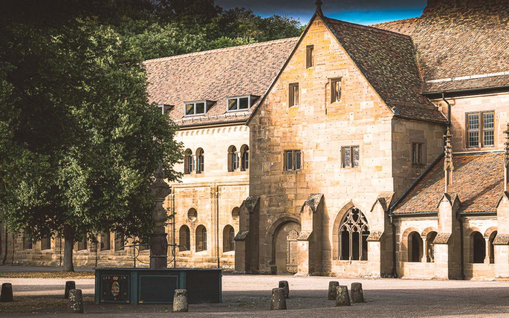 Kloster Maulbronn Eingang