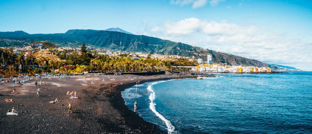 Playa Jardin (Puerto de la Cruz, Teneriffa Sehenswürdigkeiten)