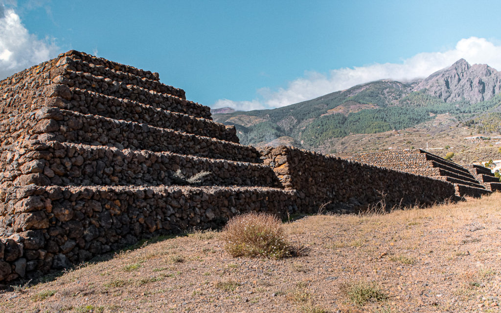 Pyramiden von Güímar Teneriffa