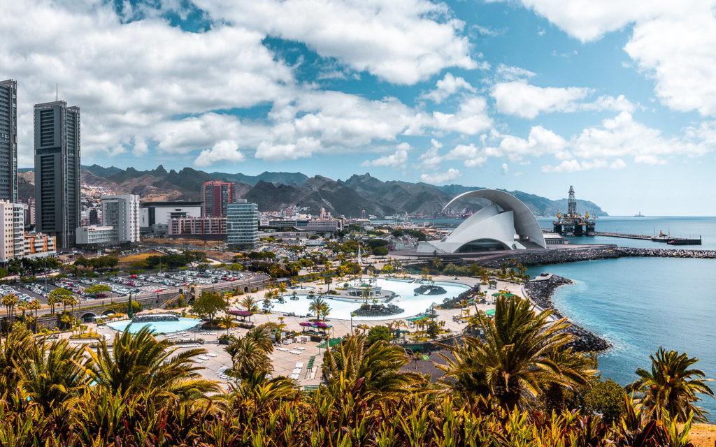 Santa Cruz de Tenerife Inselhauptstadt