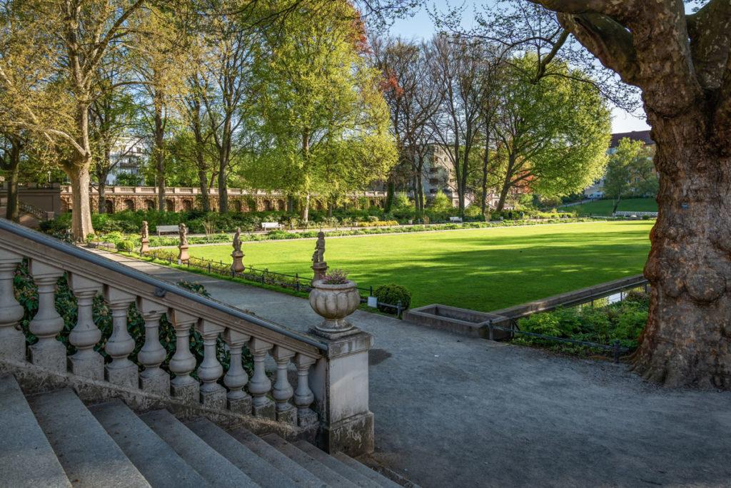Körnerpark in Berlin-Neukölln