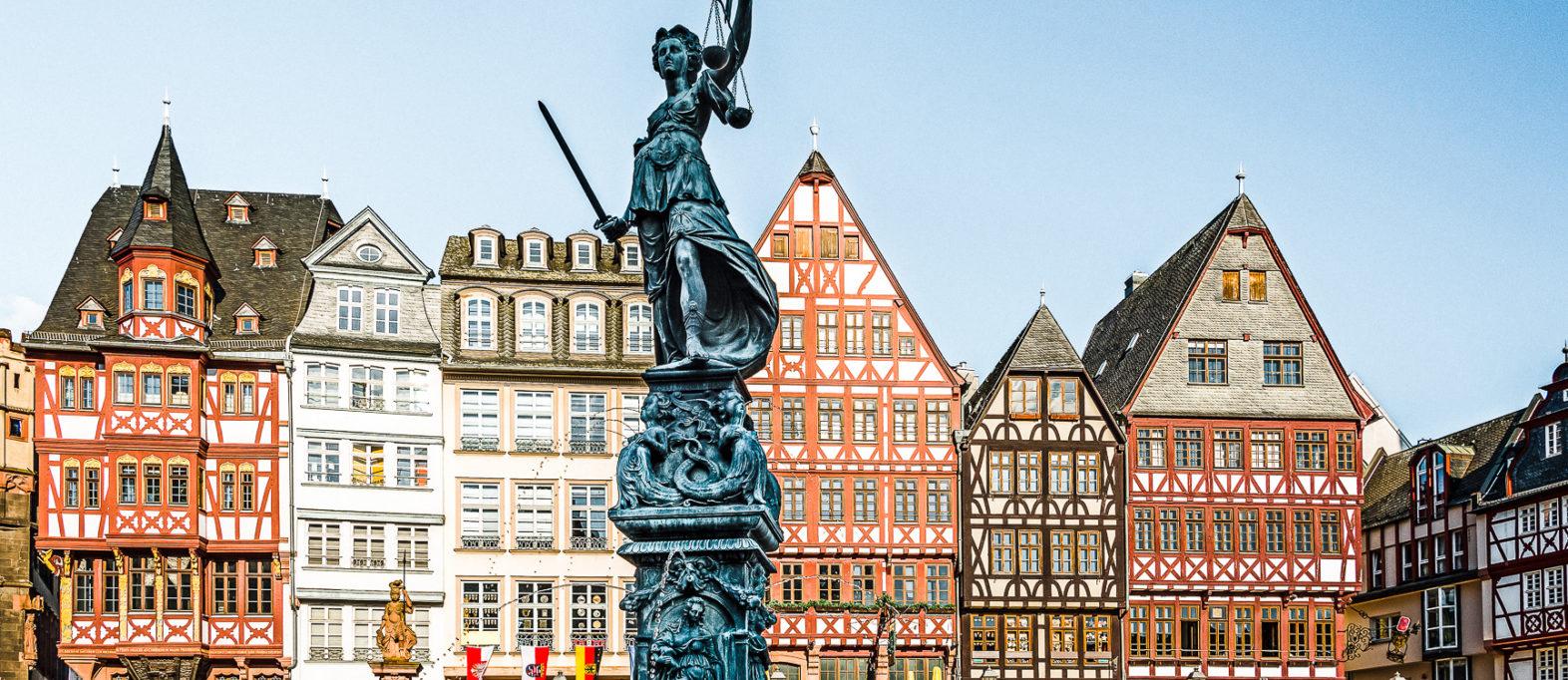 Frankfurt (Main): 15 Sehenswürdigkeiten und schöne Orte, die du ansehen solltest