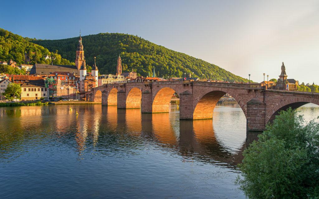 Must see in Heidelberg: Die Alte Brücke