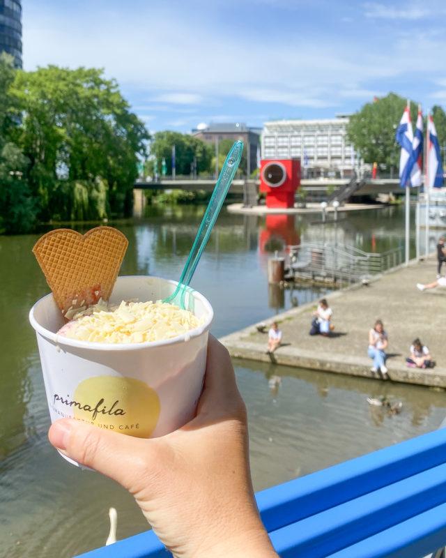 Das beste Eis in Heilbronn: Primafila