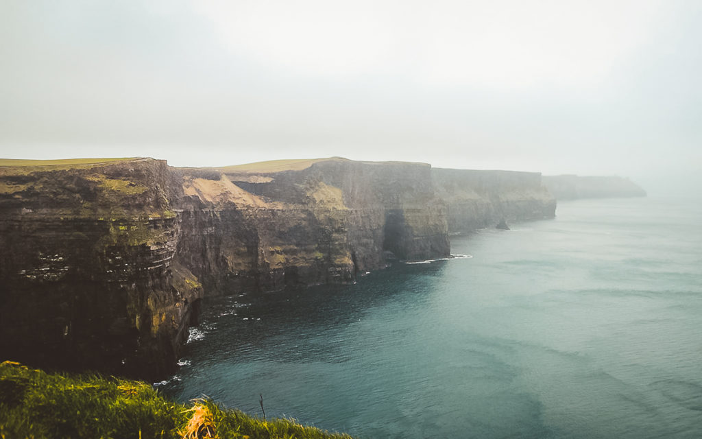 Cliffs of Moher, berühmte Steilklippen in Irland