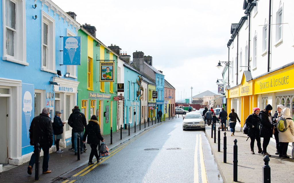 Dingle in Irland