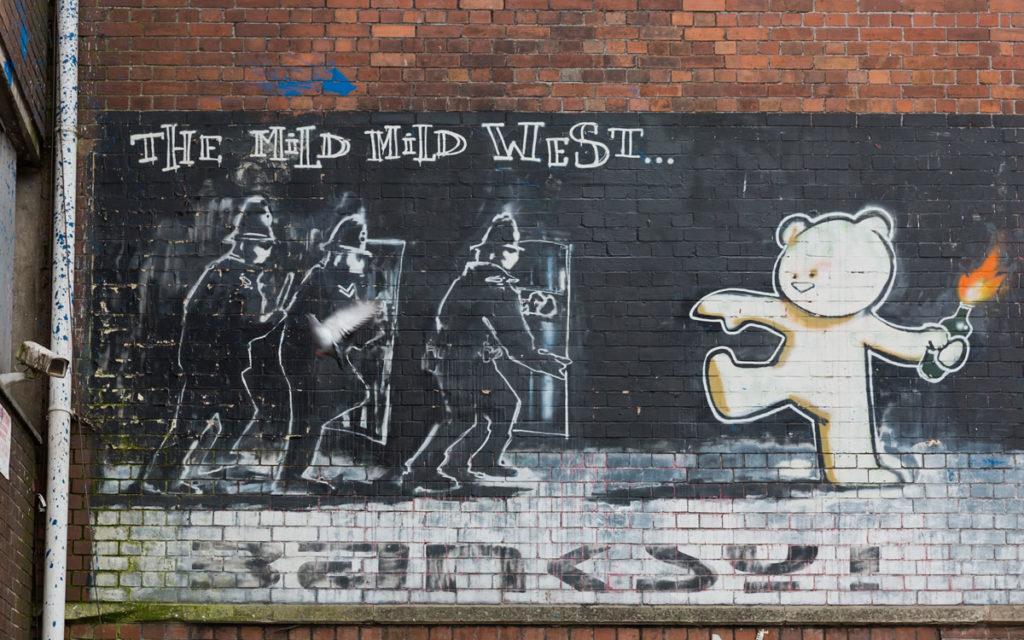 Die 10 besten Städte für Street-Art in Großbritannien 3