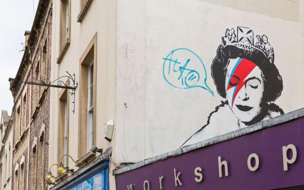 Die 10 besten Städte für Street-Art in Großbritannien 2