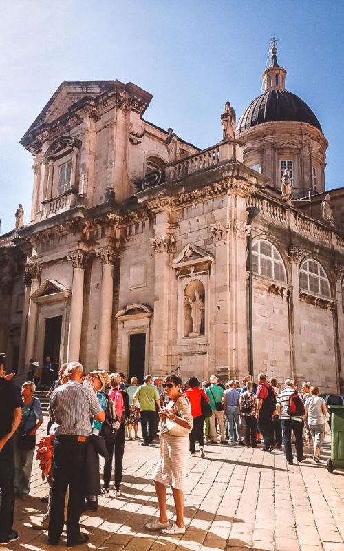 Dubrovnik Altstadt Kathedrale