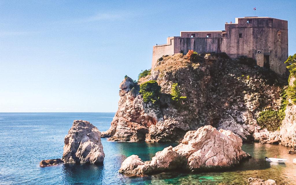 Dubrovnik Festung Lovrijenac