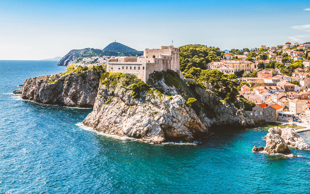 Festung Lovrijenac Game of Thrones Dubrovnik