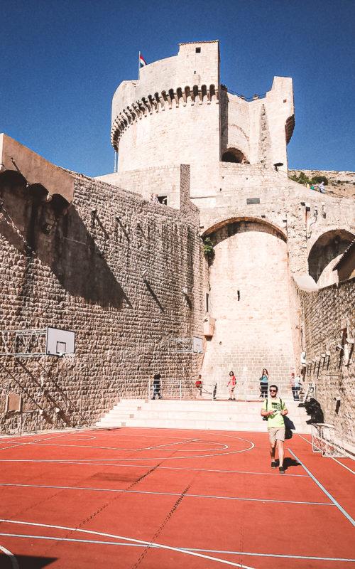 Festungsmauer Dubrovnik