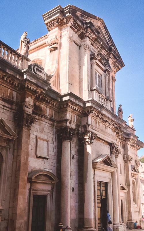 Kathedrale in Dubrovnik