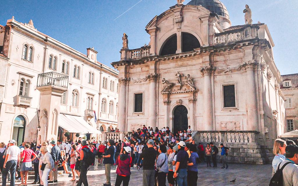 Kirche Heiliger Blasius Dubrovnik