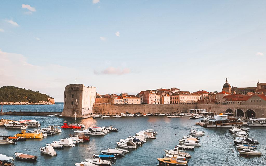 Stadthafen Dubrovnik