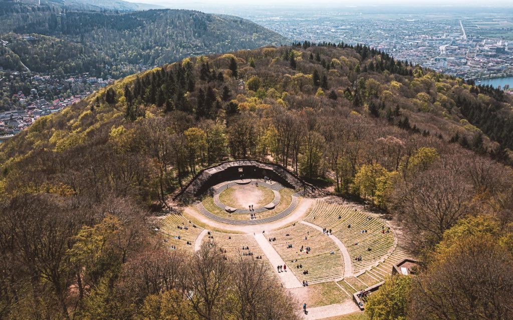 Thingsstätte Heidelberg auf dem Heiligenberg